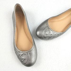 Tory Burch Ruby Ballet Flats Size 5.5 Medium